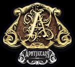 Apothecary : Raree Logo